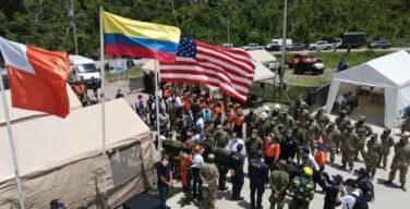 Reconstruindo juntos: conclui engajamento global de saúde entre Colômbia e JTF-Bravo na ilha de Providência
