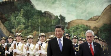 Chinese Advances in Chile