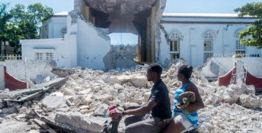 Death Toll In Massive Haiti Quake Jumps To Over 1,419