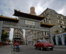 How China Helps the Cuban Regime Stay Afloat and Shut Down Protests