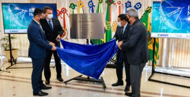 Brazilian Ministry of Defense Launches Multi-satellite Antenna to Expand Surveillance in the Amazon