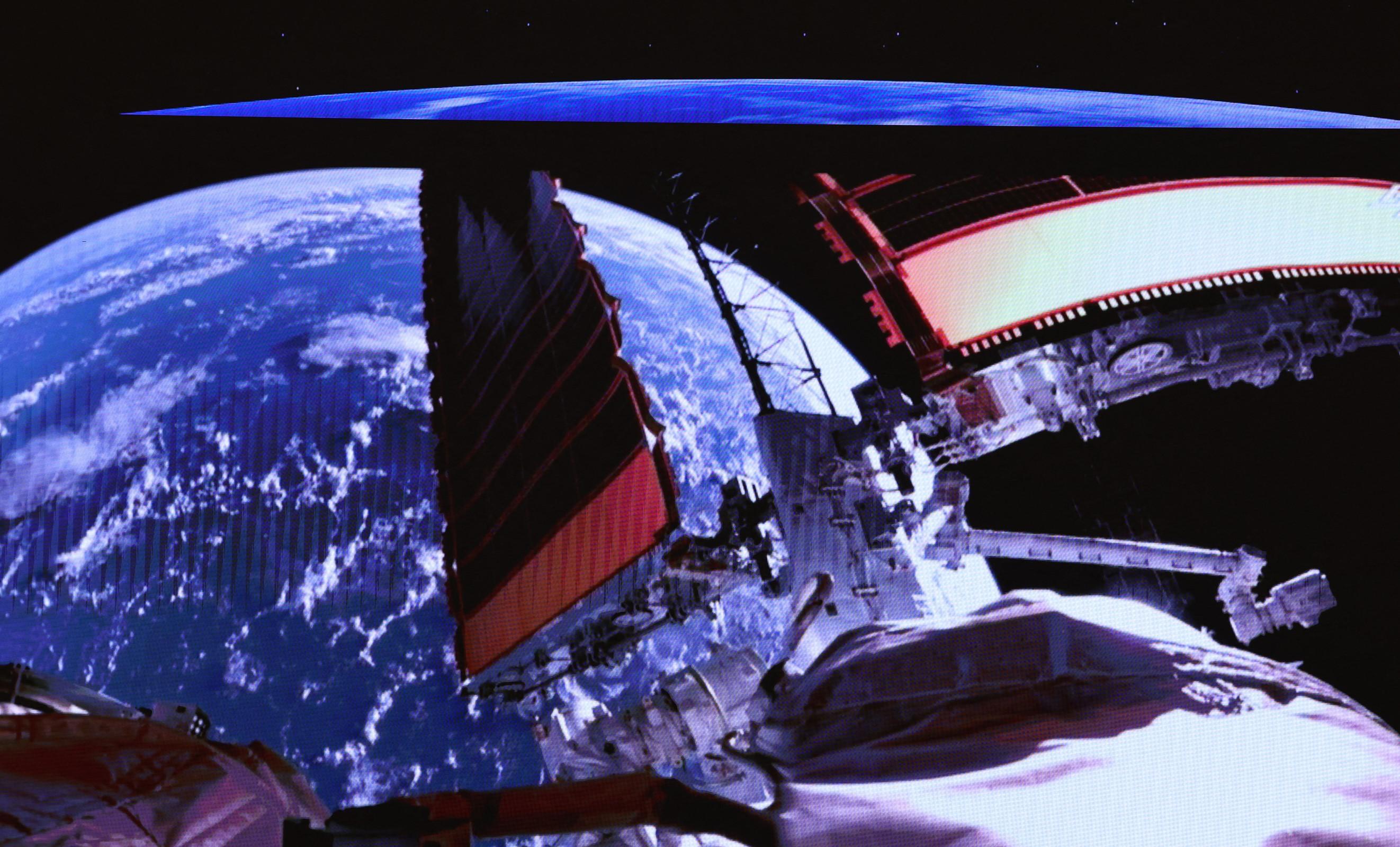 China y Rusia se asocian e inauguran nueva era de competencia espacial