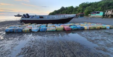 SENAFRONT Carries Out 2 Largest Drug Seizures in Its History