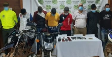 Colombian Army Dismantles Clan del Golfo Cell