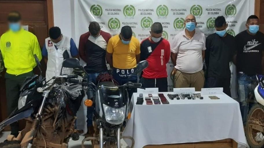Ejército de Colombia desarticula célula del Clan del Golfo