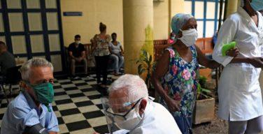 Cuba recibe oxígeno gracias al régimen de Venezuela