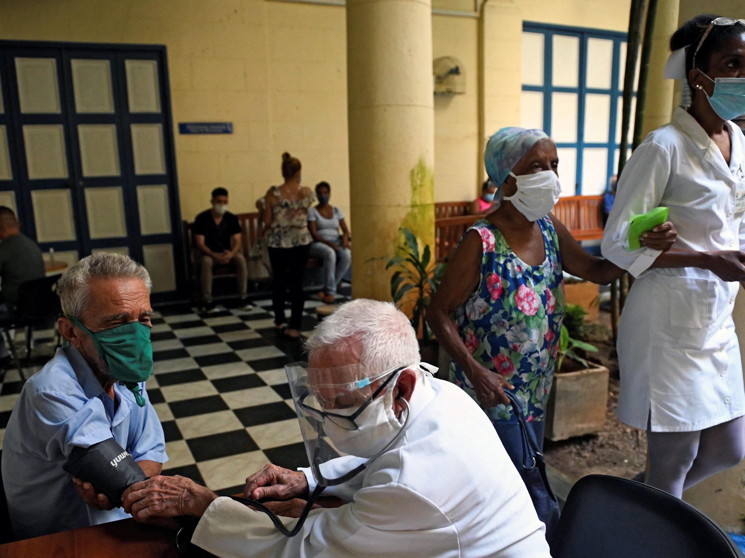 Cuba Gets Oxygen from Venezuelan Regime