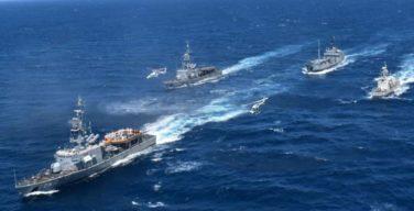 Marinha do Equador vigia frota pesqueira que se aproxima de Galápagos