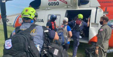 Haiti Receives Immediate US Aid After Earthquake