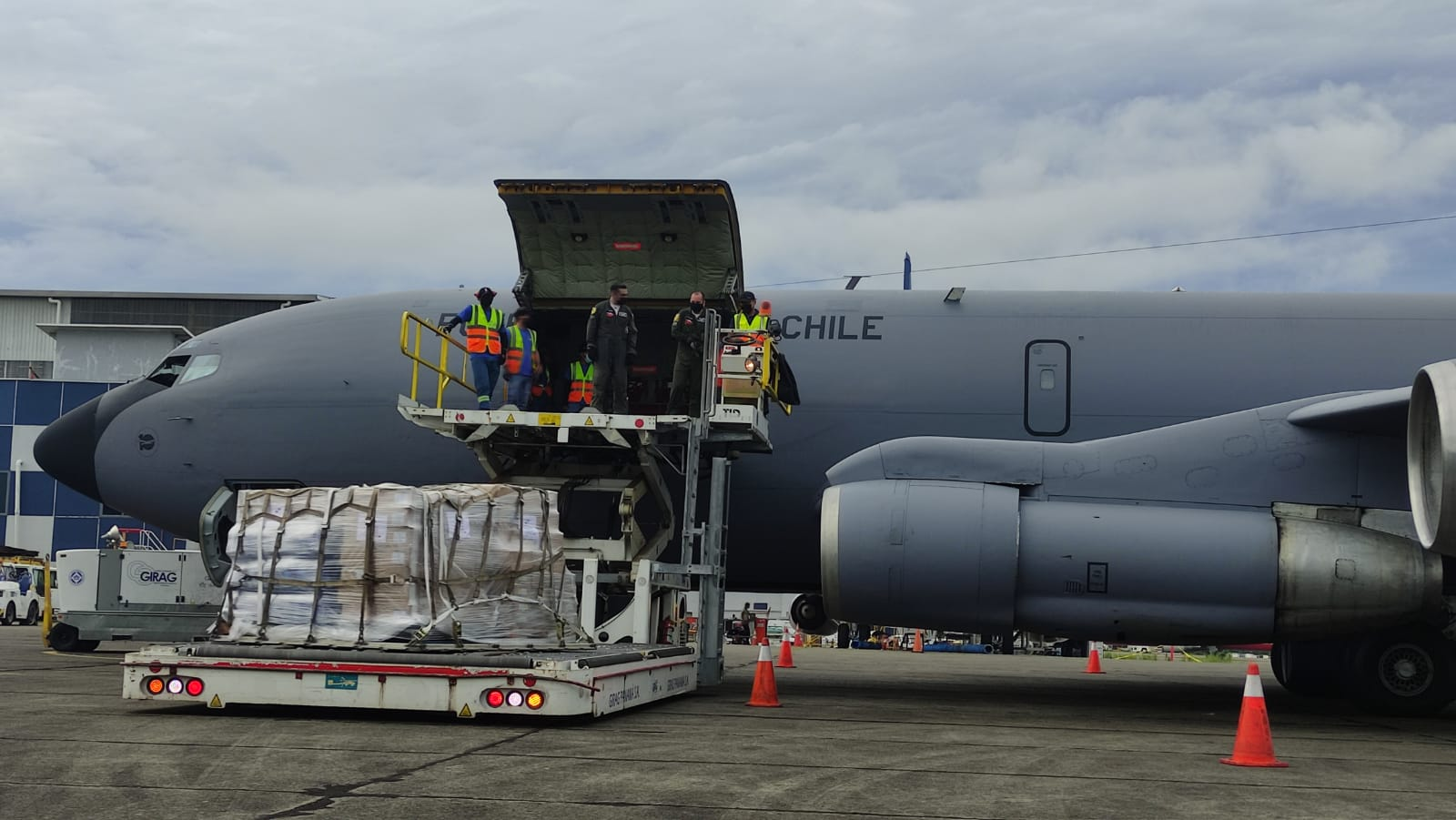 Panama Sends Aid to Haiti, Activates Regional Logistics Center for Humanitarian Assistance