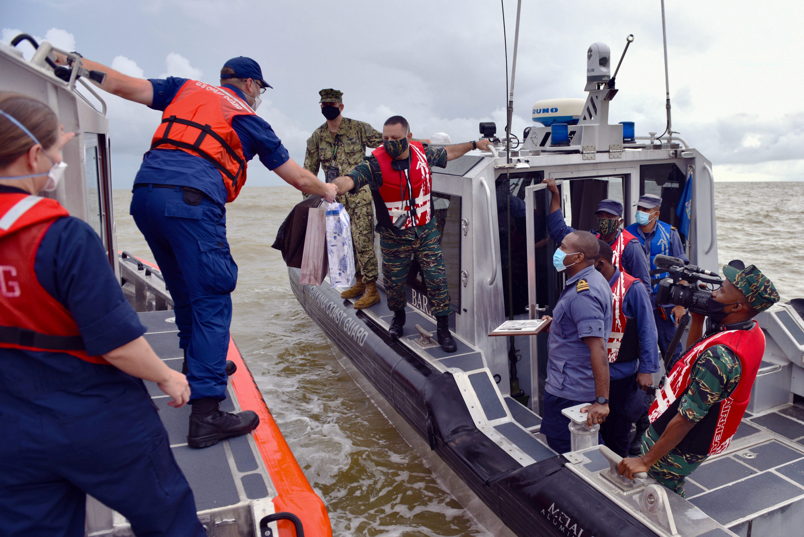 How the U.S. Helps Partners Tackle Illegal Fishing