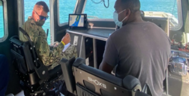 SOUTHCOM moderniza interceptores de drogas de San Cristóbal y Nieves