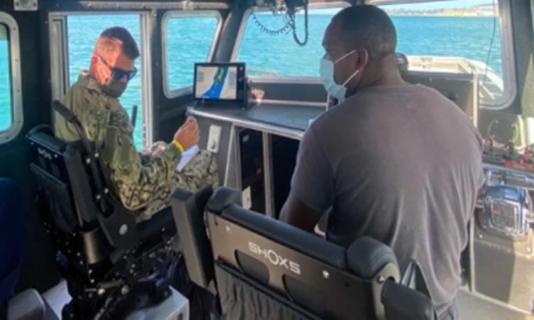 SOUTHCOM Modernizes St. Kitts and Nevis Drug Interceptor Vessels