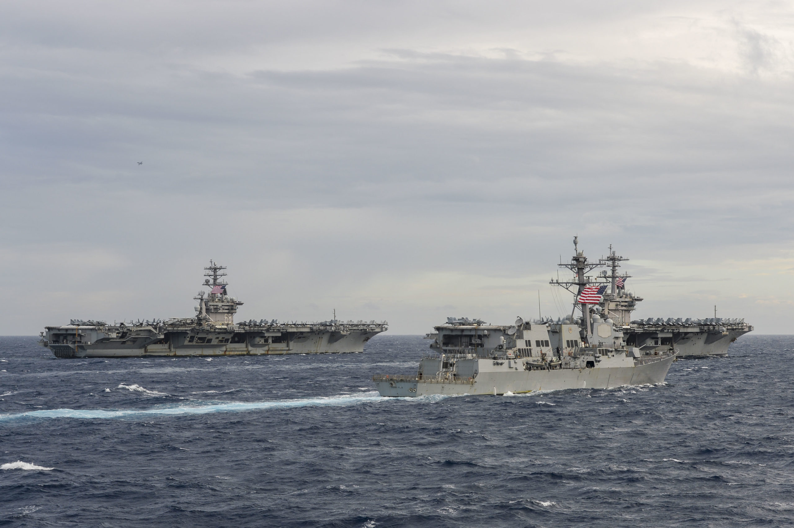 US Will Continue to Operate in South China Sea to Ensure Prosperity for All