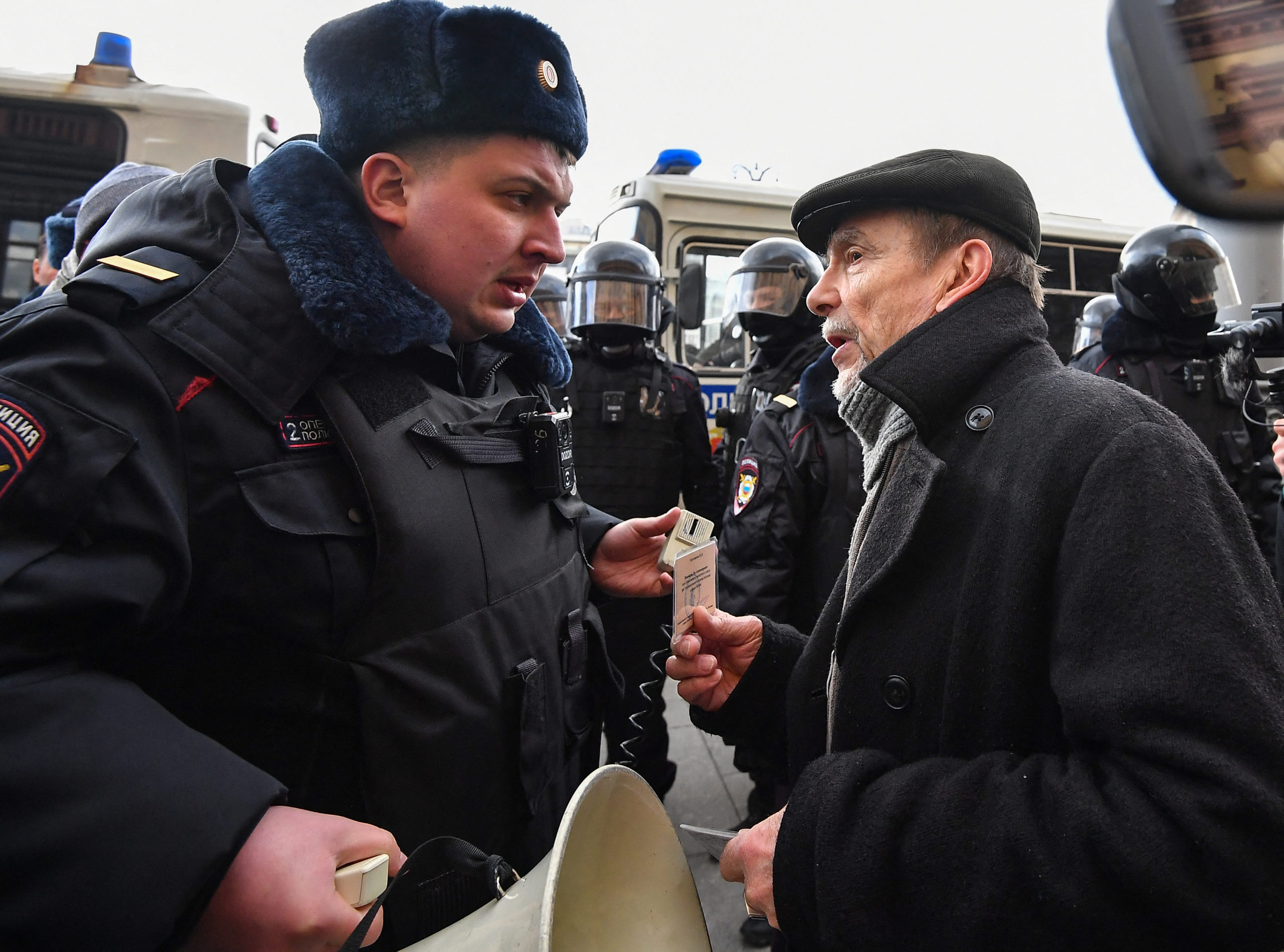 How Russia's 'Foreign Agents' Law Silences Dissent