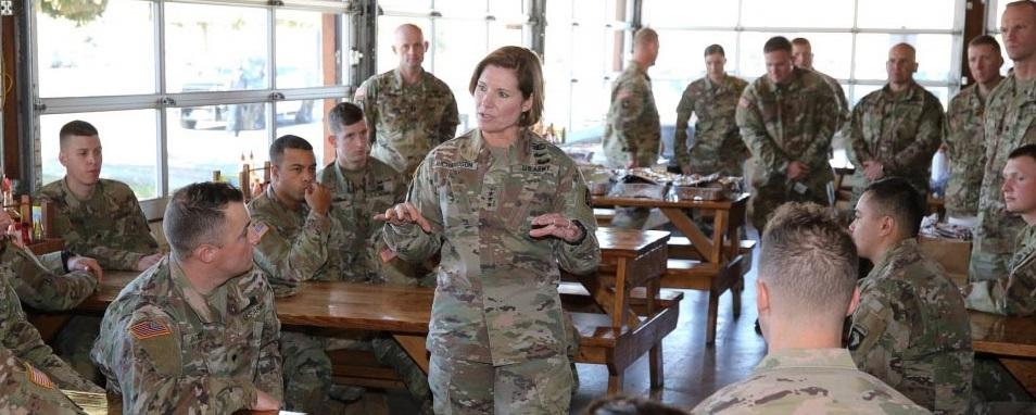"""Nominada a comandante de SOUTHCOM: EE. UU. debe seguir siendo el """"socio preferencial"""" en el hemisferio occidental"""