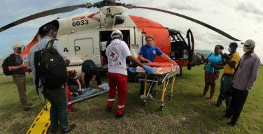 Comandante de SOUTHCOM destaca la necesidad de rapidez y esfuerzo para salvar vidas en Haití