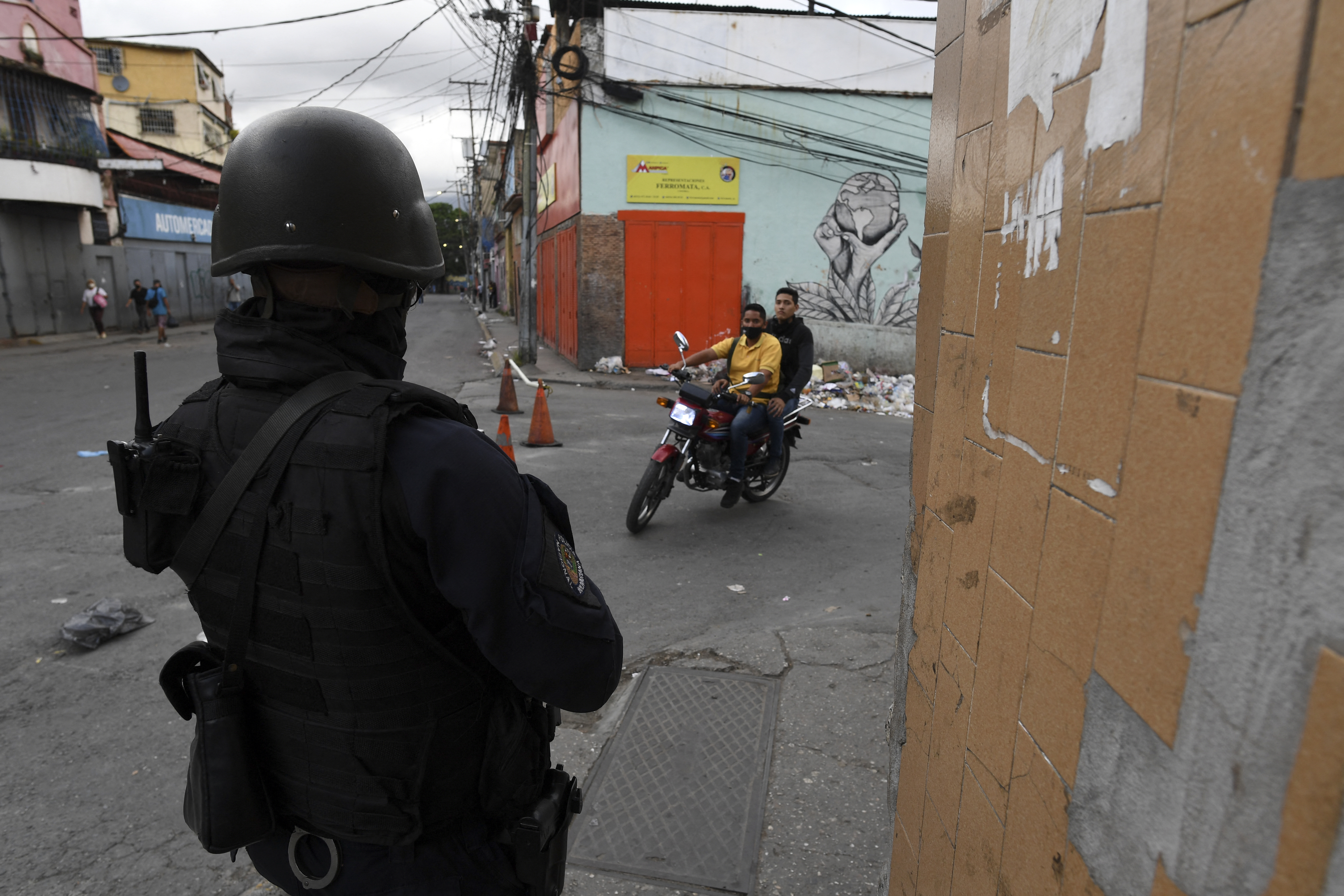 Maduro Cedes Territory to Criminals, Narcotraffickers, Terrorists