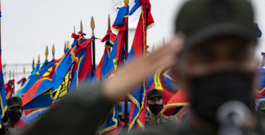 Maduro Buys Military's Loyalty with Promotions