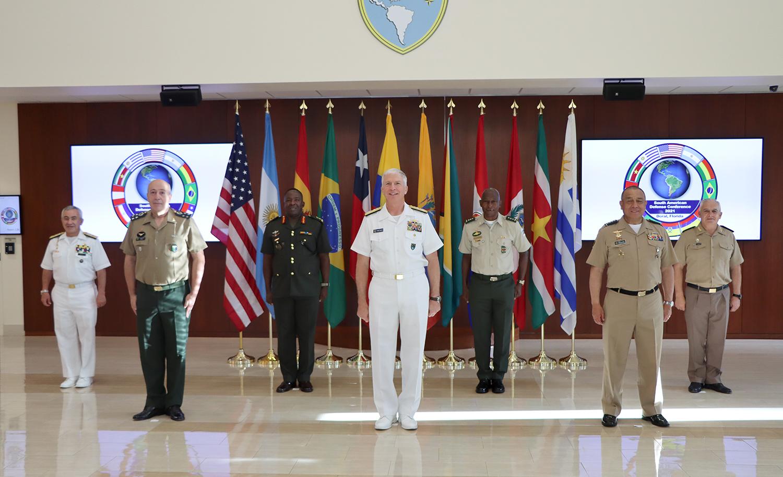 La Conferencia Sudamericana de Defensa aborda desafíos del dominio espacial y de conciencia cibernética