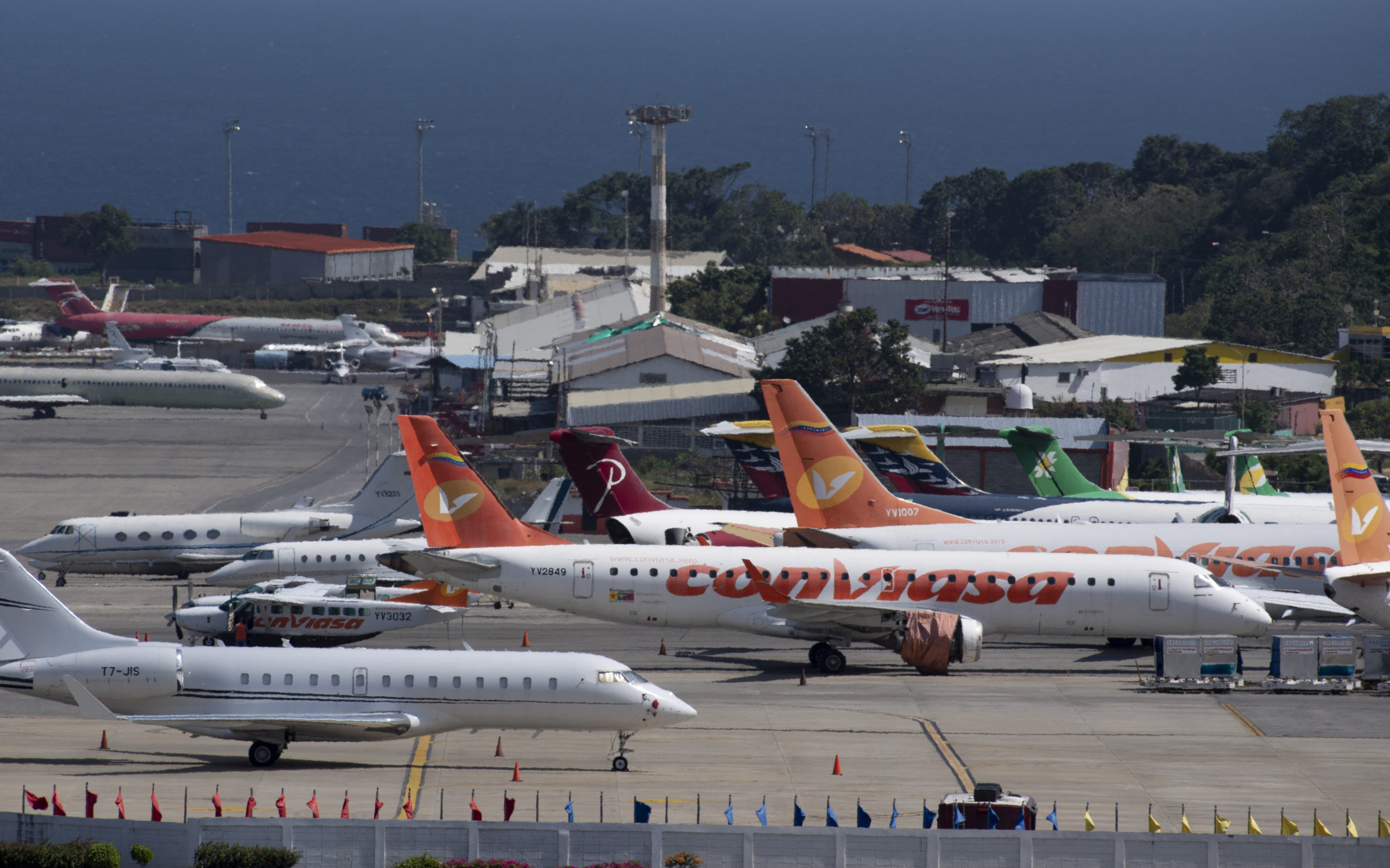 Venezuela Relies on Iran and Sanctioned Airlines for Fuel Production