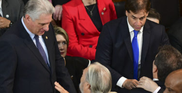 Lacalle Pou e Abdo Benítez acusam regimes autoritários esquerdistas durante a cúpula da CELAC