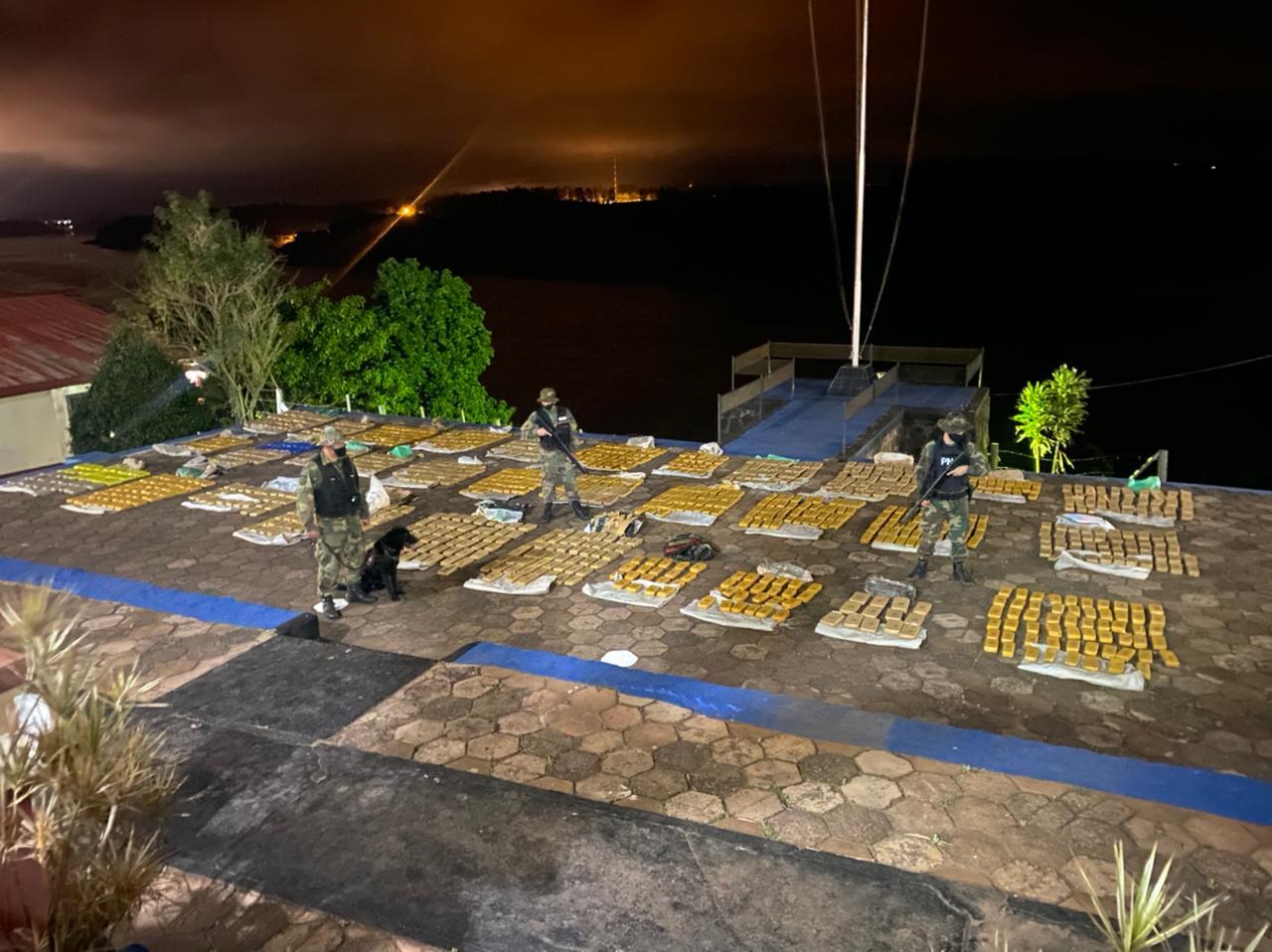 Argentina Seizes 8.7 Tons of Marijuana