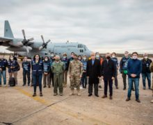Argentina Sends Humanitarian Aid to Haiti