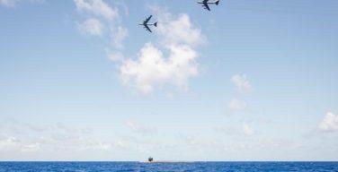 Tormenta en las Bahamas