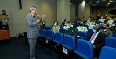 Brazil Strengthens Relationship with Partner Nations in Meetings with Military Attachés