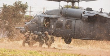 US Aircraft Take Part in Operational Exercise in Brazil