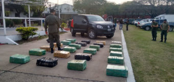 Argentina: Gendarmerie Seizes More Than 4 Tons of Marijuana