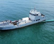Colombian Navy Seizes Semisubmersible with Nearly 2 Tons of Cocaine on Board