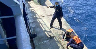 Marinha da Colômbia apreende 4,3 toneladas de drogas