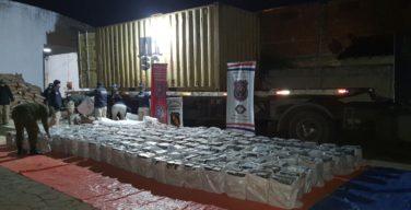 Autoridades paraguaias fazem apreensão recorde de cocaína