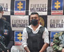 Colombia Captures Alias Camilo 40, Leader of Los Contadores