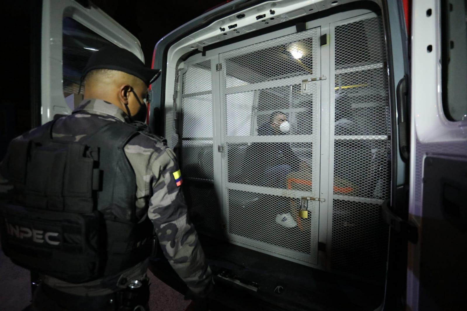 Colômbia extradita membros do ELN para os Estados Unidos