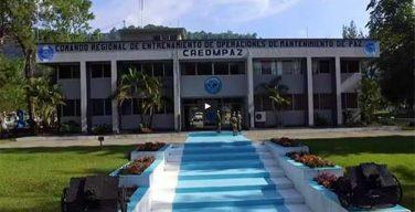 Comando Regional para Treinamento de Operações de Manutenção da Paz, CREOMPAZ