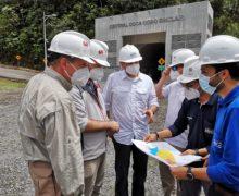 Ecuador y EE. UU. analizan erosión en río Coca
