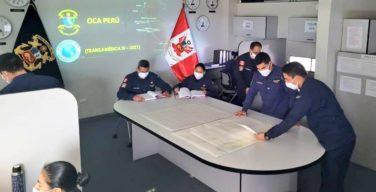 Marinhas da região realizam exercício naval Transamérica XI