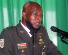 Suriname Army Commander Addresses Regional Challenges at Defense Conference