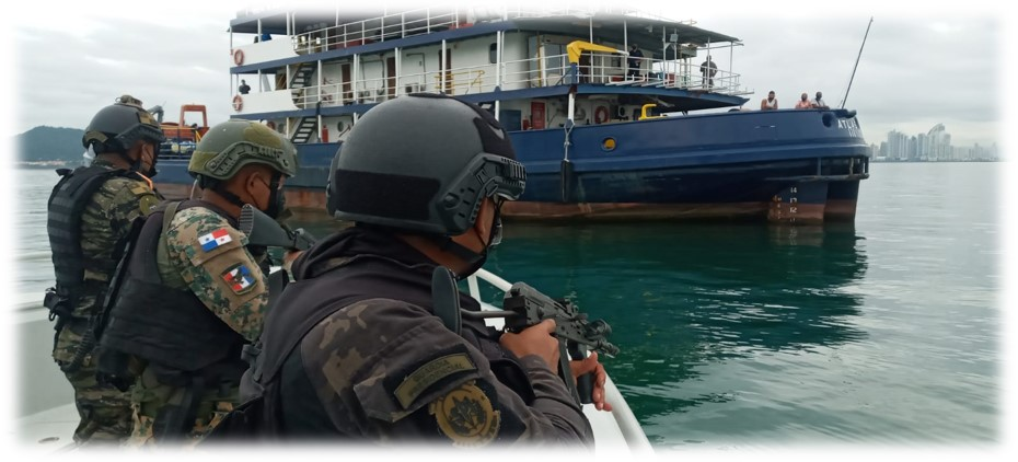Panamanian Public Force Conducts Exercises for Interoceanic Canal Security