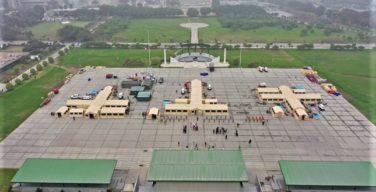 Estados Unidos doam ao Peru quatro hospitais de campanha para emergências