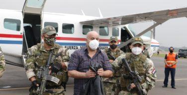 Paraguai e Estados Unidos capturam líder de rede internacional de lavagem de dinheiro