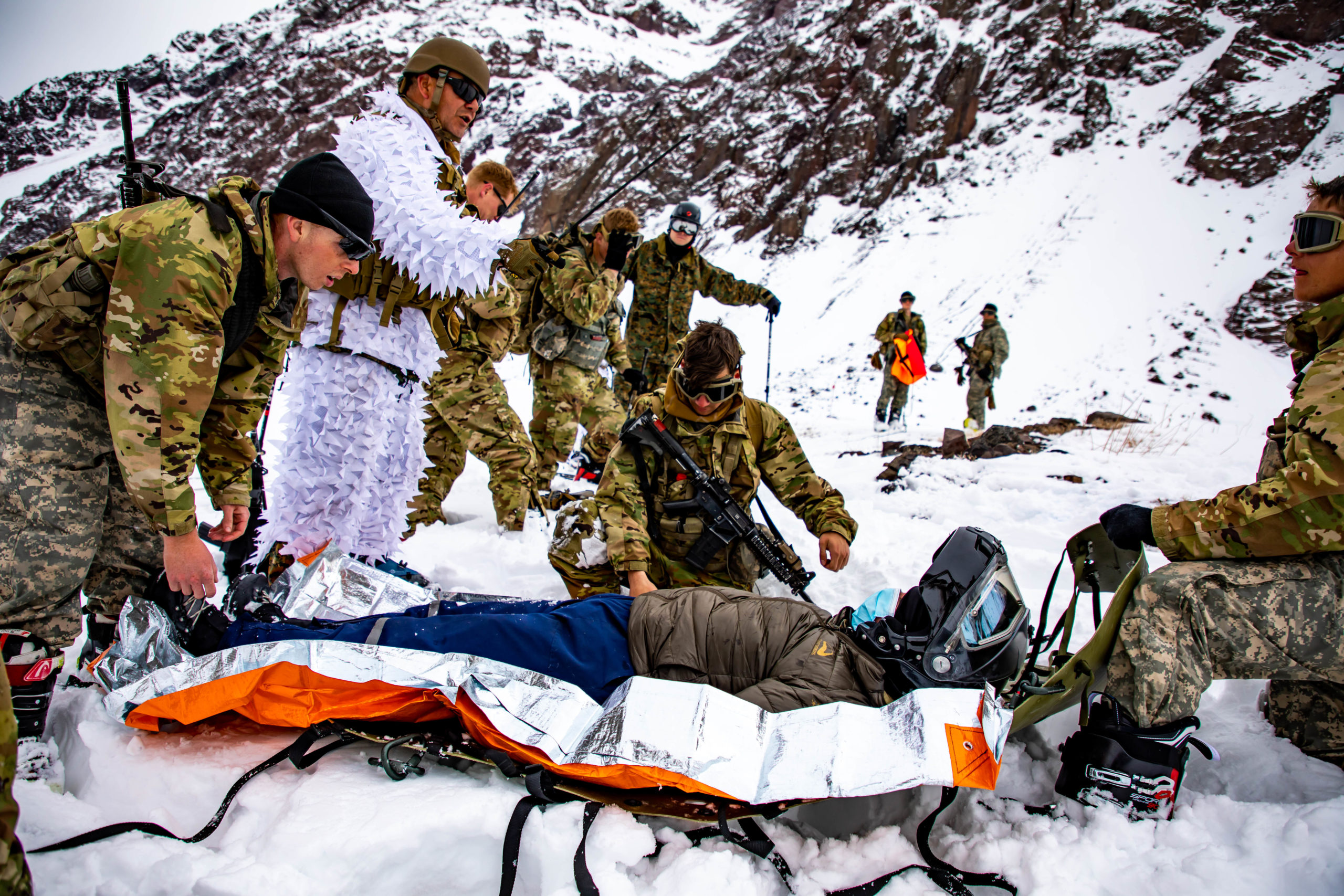 US, Chilean Armies Complete Southern Vanguard Training Exercise