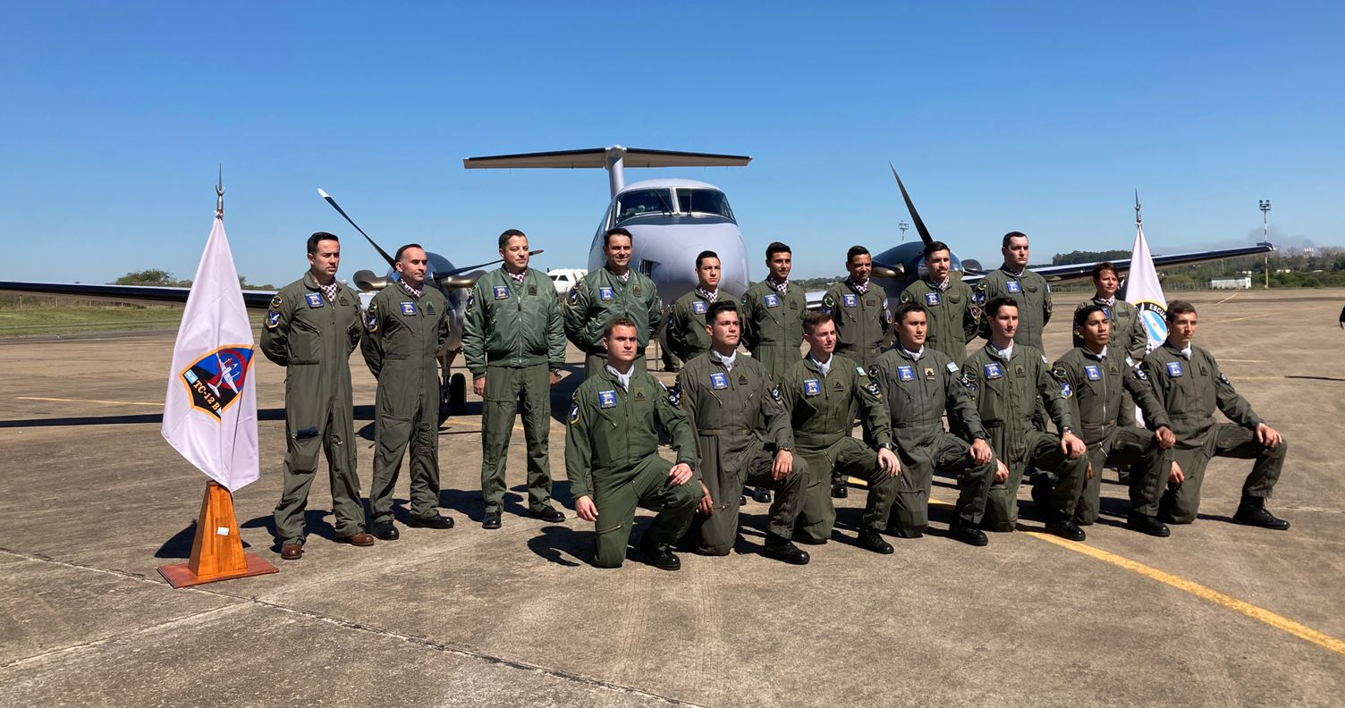 Argentine Air Force Incorporates US Aircraft in Its Fleet