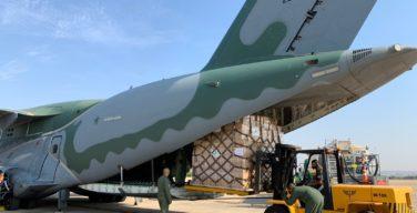 Brasil leva mais doações e ajuda humanitária ao Haiti