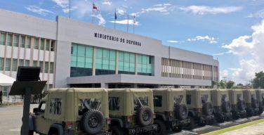 República Dominicana fortalece a segurança com doação do SOUTHCOM