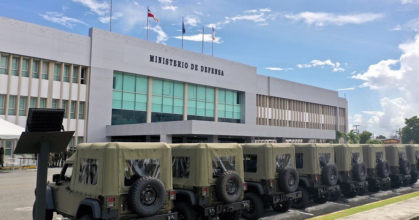 Dominican Republic Strengthens Security with SOUTHCOM Donation