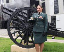 Women in the Colombian Army: Groundbreaking Standard-bearer